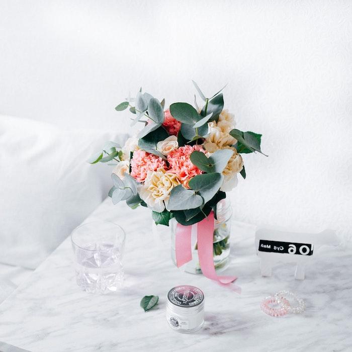 Ravissante fond d'écran gratuit fleurs de printemps flleurs cool idée décoration de chambre pivoines