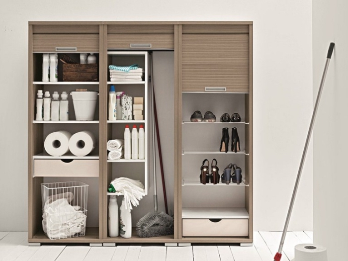 amenagement placard pour chaussures glnzend rangement pratique amenagement armoire cuisine pour. Black Bedroom Furniture Sets. Home Design Ideas