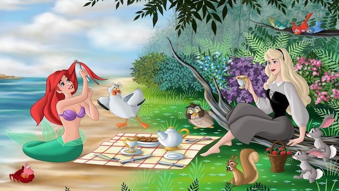 Kawaii Disney Fond Ecran Fermons Les Abattoirs Mtl