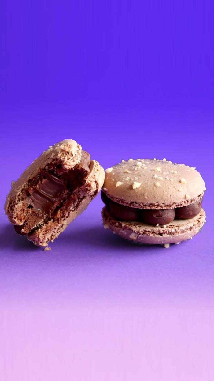 comment réussir ses macarons au nutella, recette au nutella facile pour revisiter nos macarons favoris