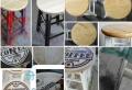 Comment repeindre un meuble en bois et lui donner un look vintage