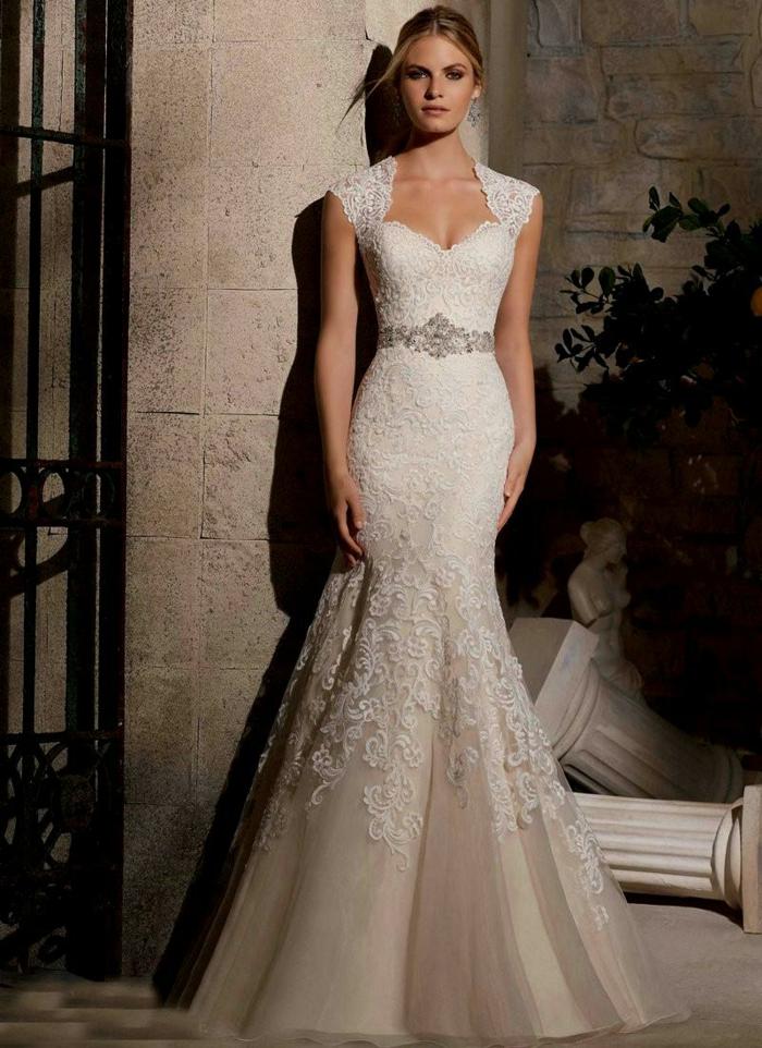 robe bohémienne sirène, taille ajustée, manches en dentelle, robe femme élégante