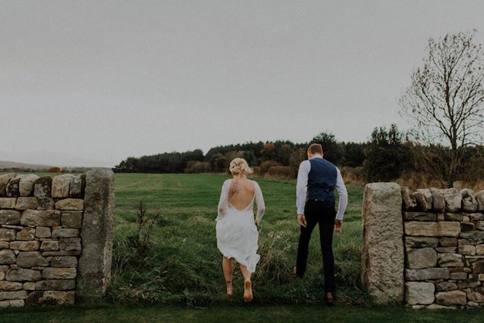 Jolie robe champetre mariage bonne idée quelle robe de mariée champetre robe de mariée vintage