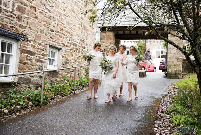 Unique robe mariée bohème chic robe mariee boheme femme mariage