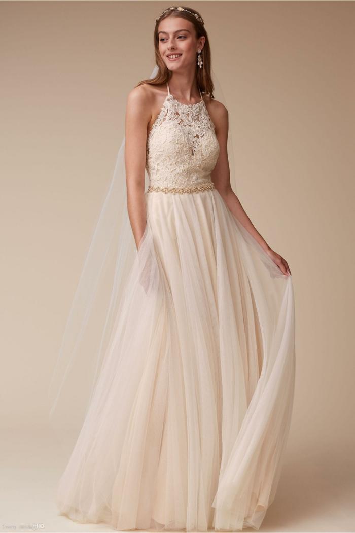 ▷ 1001 + idées magnifiques pour robe de mariée champêtre