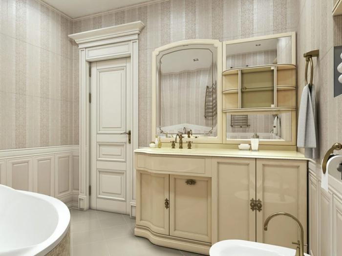 projet de relooking facile et idées pour fabriquer meuble salle de bain à partir du mobilier chiné