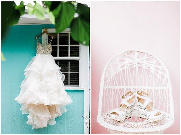 chouette idée quelle robe mariée dentelle dos nu robe mariee princesse