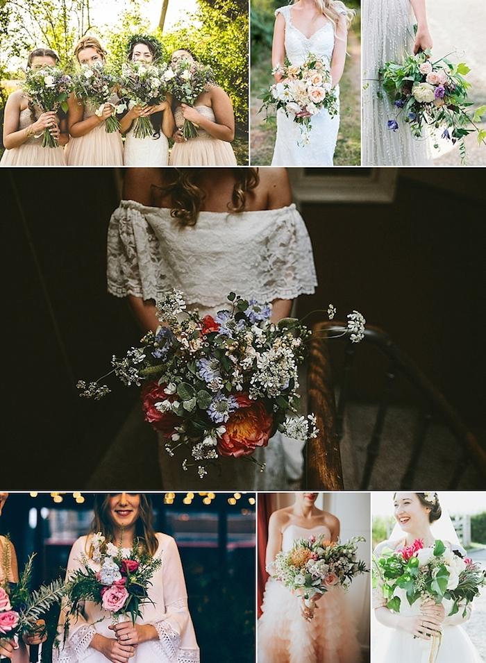Beauté femme robe de mariée originale robe de mariée simple