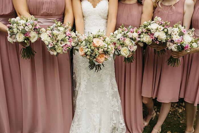 Bohème mariage robe de mariée fluide robe de mariée simple mariage robe dentelle classique