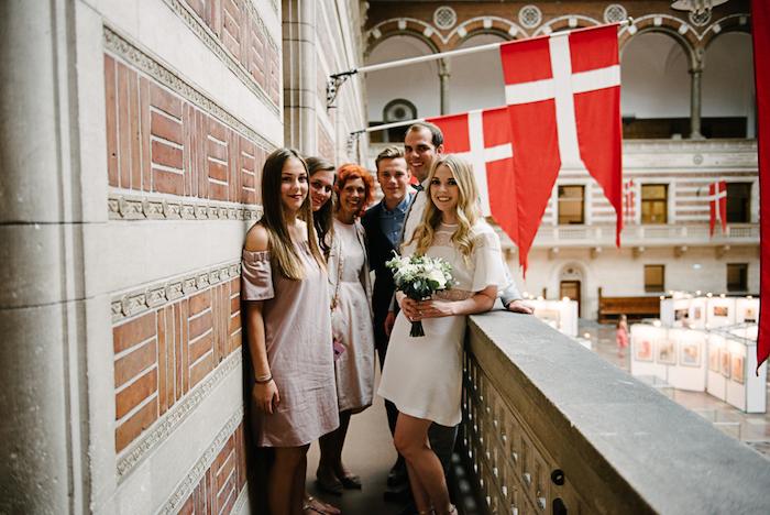 Robe mariée créateur robes de mariée originale femme la mariée robe courte très jolie