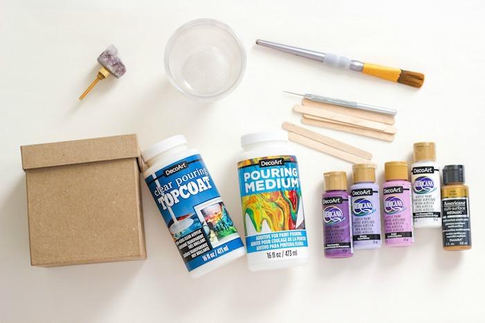 Activité manuelle maternelle activité manuelle facile et rapide déco ou cadeaux boite chouette décoration