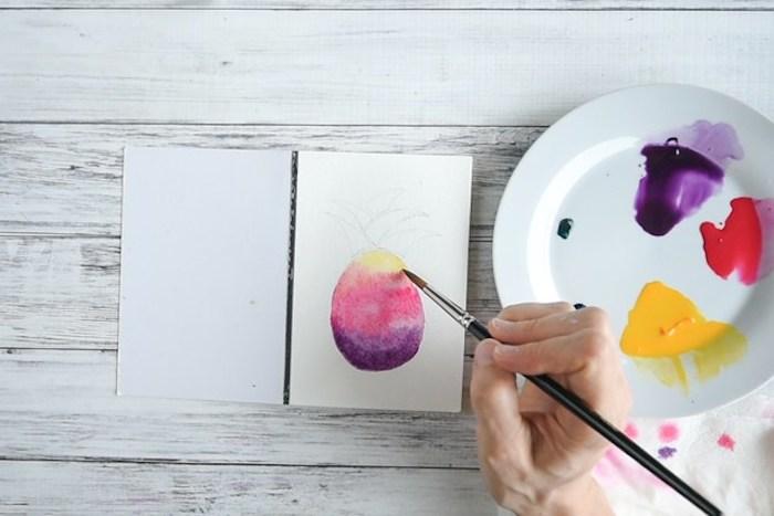 Activité créative activite enfant déco fait main activiter manuelle créative activité simple à réaliser
