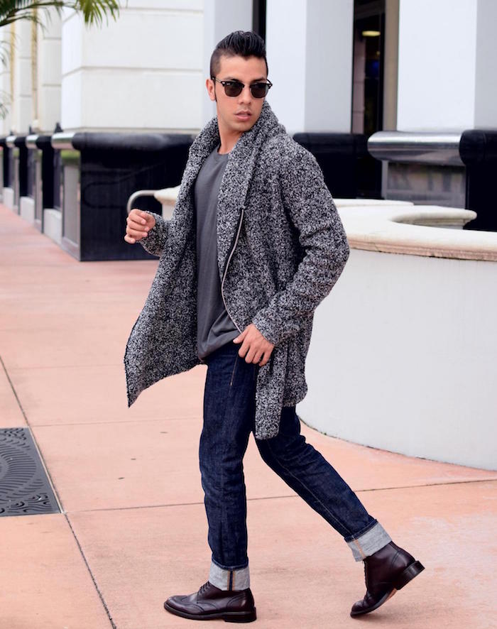 chaussure montante homme a l a mode 2018 ou bottines tendance