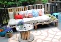 Le salon de jardin en palette à fabriquer soi-même avec nos tutoriels et idées simples comme bonjour