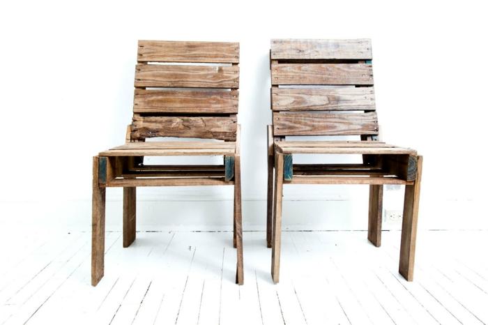 1001 id es pour des meubles de jardin en palettes astuces espaces ext rieurs. Black Bedroom Furniture Sets. Home Design Ideas