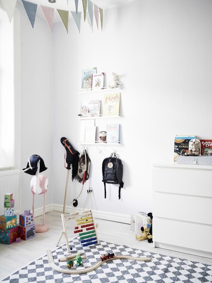 1001 Idées Chambre Bébé Scandinave Le Blanc De L