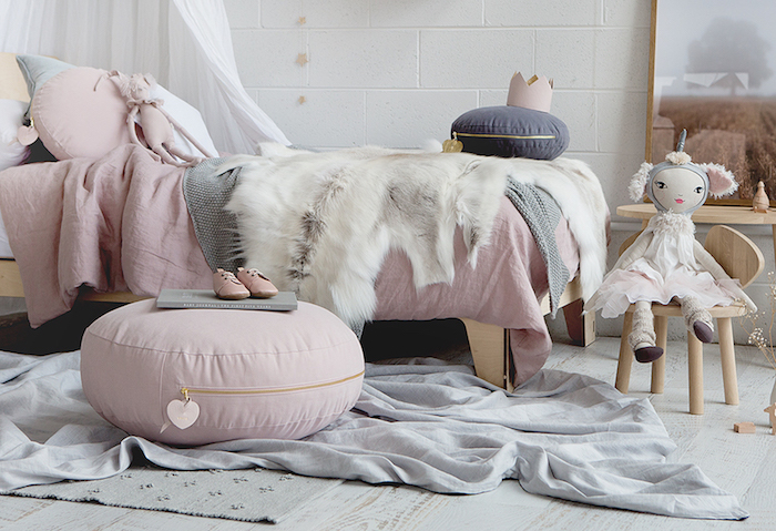 Emejing Chambre Scandinave Pastel Images - Home Ideas 2018 ...