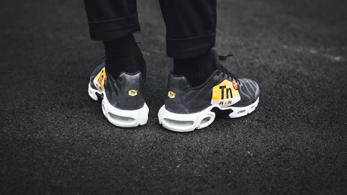 chaussures air max plus tn série limité gros logo ns gpx tendance homme