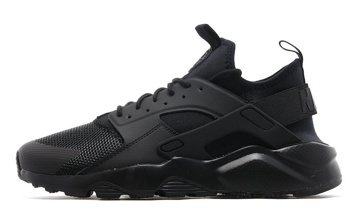 sneakers nike huarache noir full back comme marque chaussure homme tendance