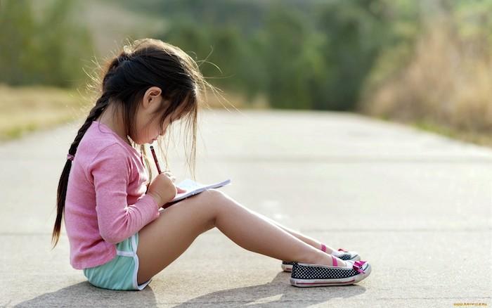 Coupe de cheveux petite fille 6 ans coupe de cheveux enfant fille idée tresse cheveux longs