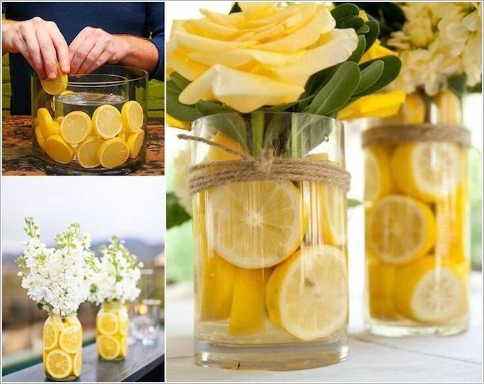 Manuelle primaire activité manuelle facile et rapide blogger style faire soi meme une déco vase avec limons simple deco