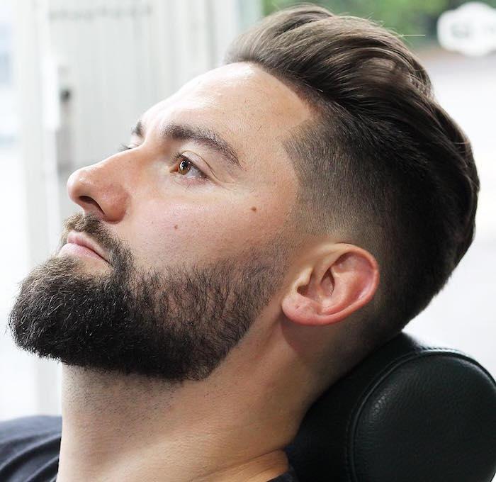Comment tailler sa barbe en d grad tutoriel perso et conseils obsigen - Barbe en degrade ...