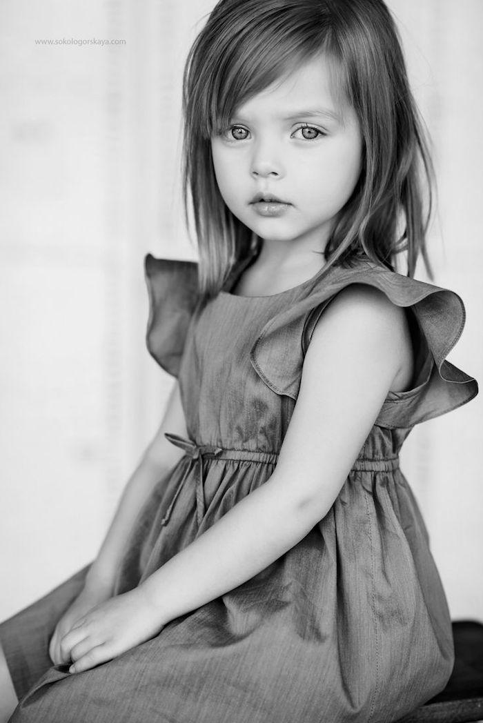 1001 + photos de la meilleure coupe de cheveux petite fille