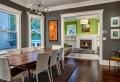 Aménager un espace ouvert et trouver la bonne couleur de peinture pour salon salle à manger