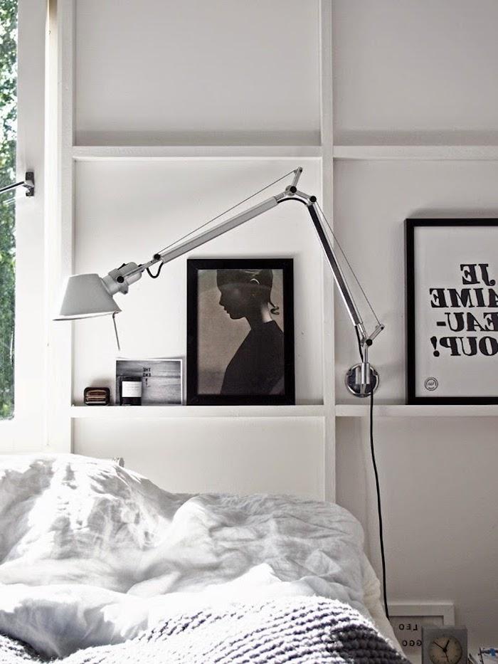 Chambre a coucher adulte complete tencances actuelles design moderne détail bibliotheque originale