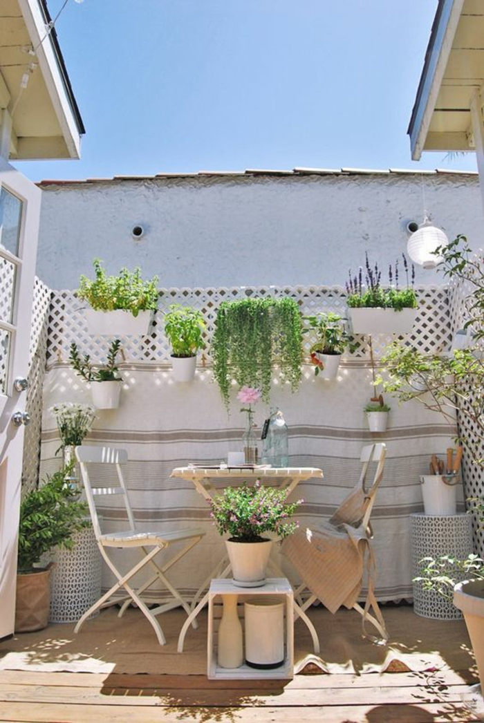 Idees Deco Terrasse. Idee Deco Terrasse Bois Cheap Decoration ...
