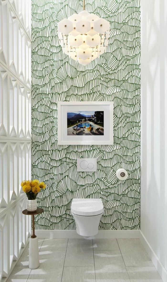 1001 id es pour habiller un mur les couleurs et les effets hits. Black Bedroom Furniture Sets. Home Design Ideas