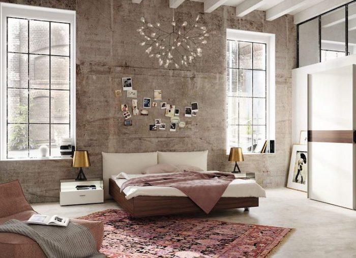 Chambre complete pas cher deco pour chambre à coucher aménagement armoire moderne avec porte coulissante