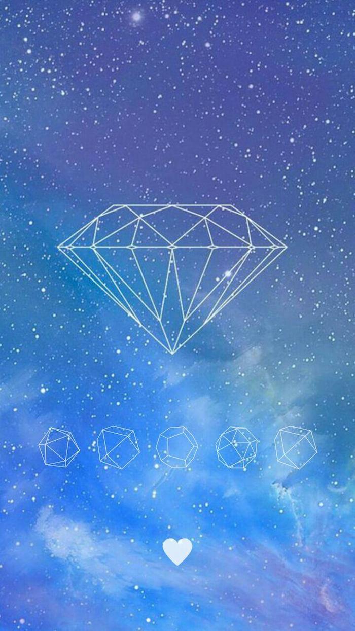 Le fond d'écran paysage fond d'écran tumblr fond d'écran téléphone wallpaper fond d'écran diamant