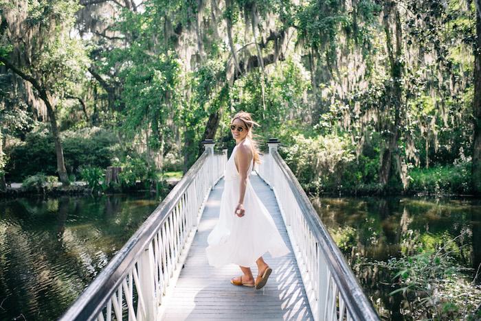 Cool tenue stylée robe longue coton robe longue hippie chic robe bohème blanche sans manches