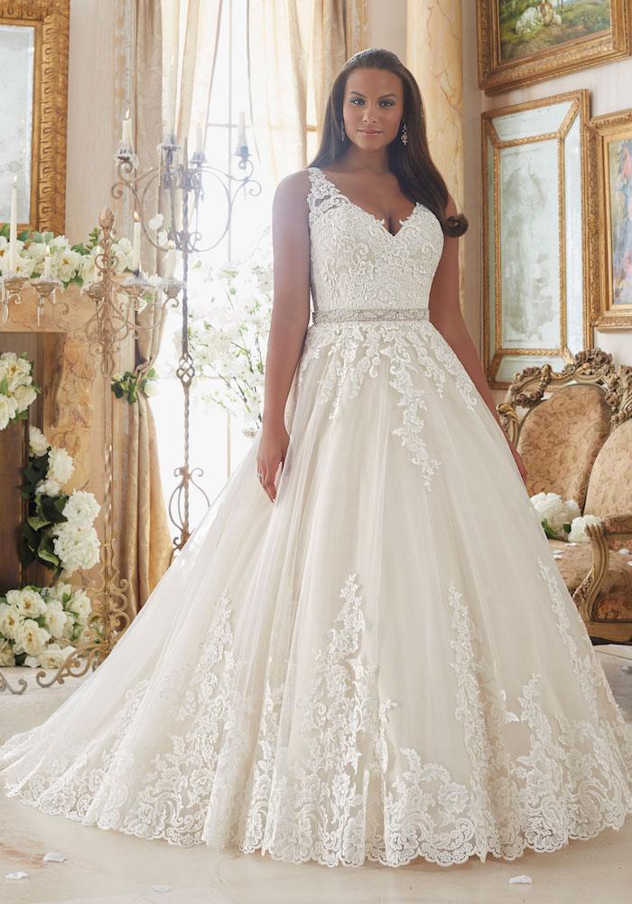 Robe de mariée dentelle princesse robe pour mariage pas cher femme robe blanche photo de mariage chouette