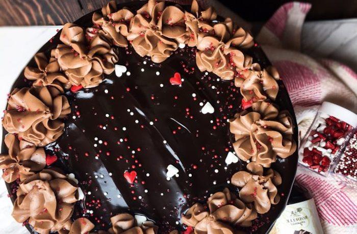 Délicieuse recette gateau au chocolat fondant recette gateau d'anniversaire bien décoré