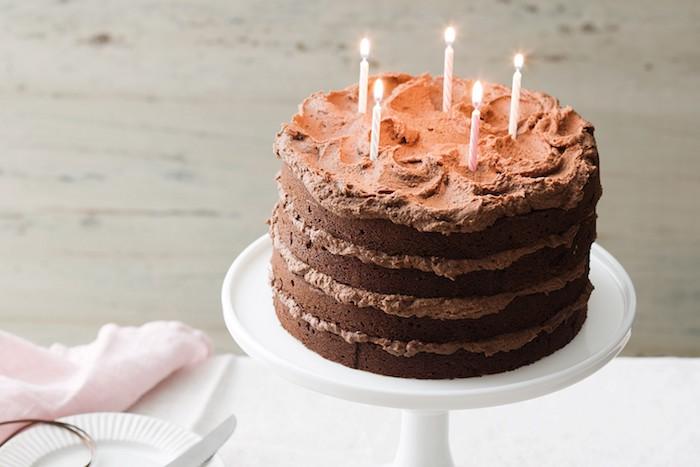 1001 Idées Pour Le Gâteau Danniversaire Au Chocolat Parfait