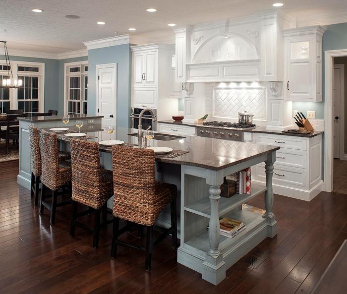 1001 variantes d 39 lot central table des id es d co pour optimiser l 39 espace. Black Bedroom Furniture Sets. Home Design Ideas