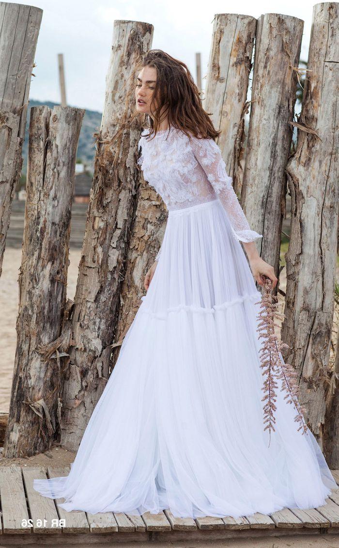 La robe de mariée les plus belles robes choisir une robe d apres son silhouette