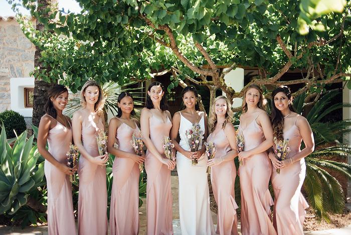 Robe de mariée dentelle robe pour mariage pas cher femme robe blanche photo de mariage demoiselles d honneur au meme style