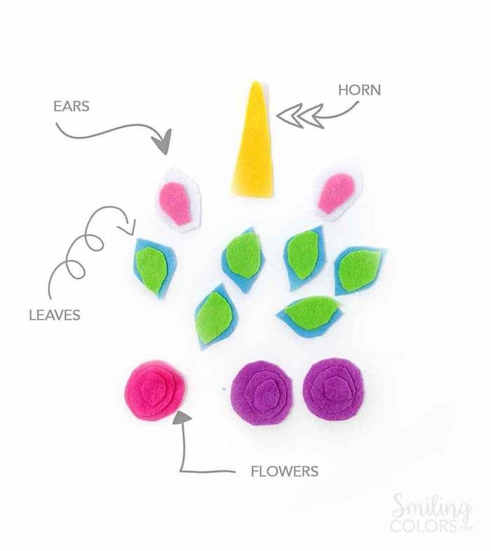 Activiter manuelle activite enfant idées loisirs créatifs s amuser en créant cahier licorne mignonne