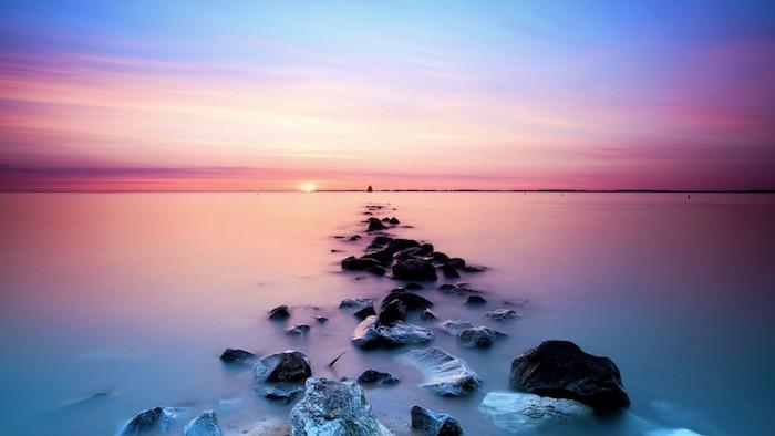 Le meilleur fond d'ecran téléphone idée quel ecran de verrouillage iphone photo pour wallpaper magnifique photo mer et pierre
