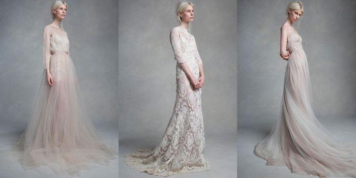 Choisir sa robe mariée empire magnifique robe de mariée élégante quelle est ma robe trois options romantique