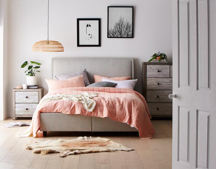 Chambre adulte complete moderne decorer sa chambre à coucher aménagement chambre ado sympa déco convenable pour tout age