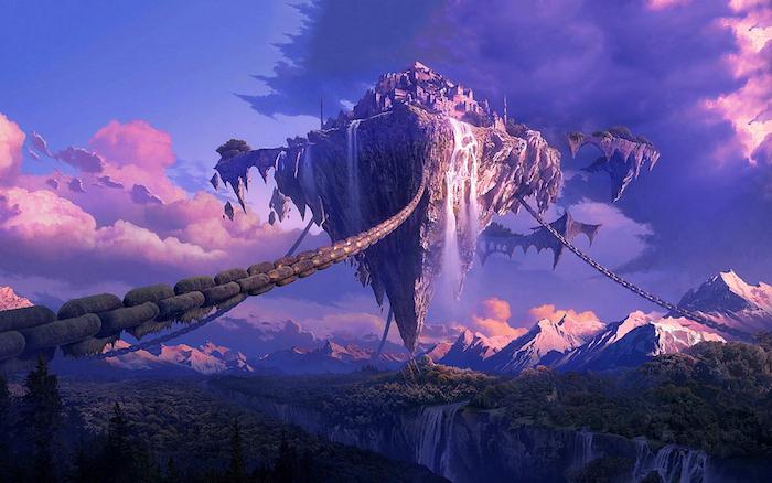 Fond d'écran macbook air fond d'écran tumblr belle photo image pour ecran magique pays aux nuages