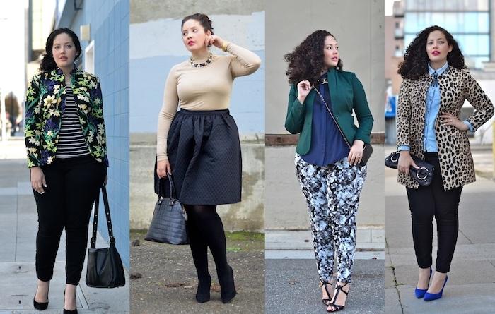 tenue femme chic, vetement grande taille pantalons, jupe, vestes et accessoires originaux pour votre tenue taille grande