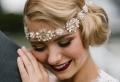 Coiffure mariage cheveux courts – accessoirisez et souriez!