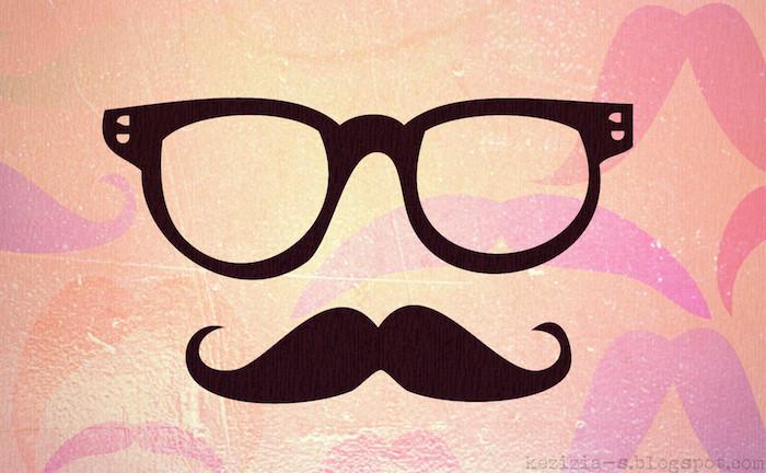 Cool fond d'écran swag fond d'écran tumblr fond d'écran nature cool idée changer d ecran mustache et lunettes hipster