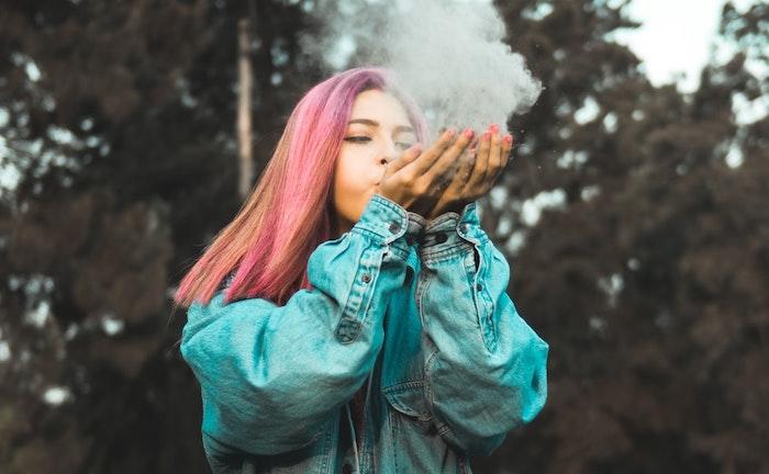 Swag fille fond d'écran téléphone fond d'écran tumblr ecran pour ordinateur adorable fille avec cheveux roses