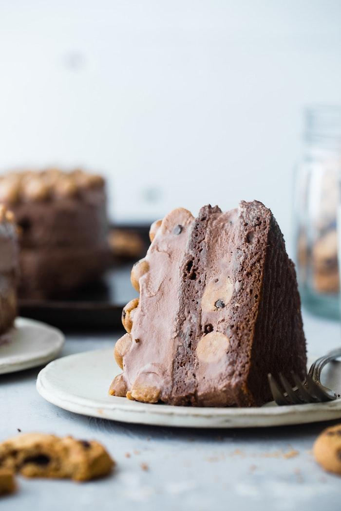 Recette du gateau au chocolat recette gateau fondant au chocolat idée simple chocolat et noisettes
